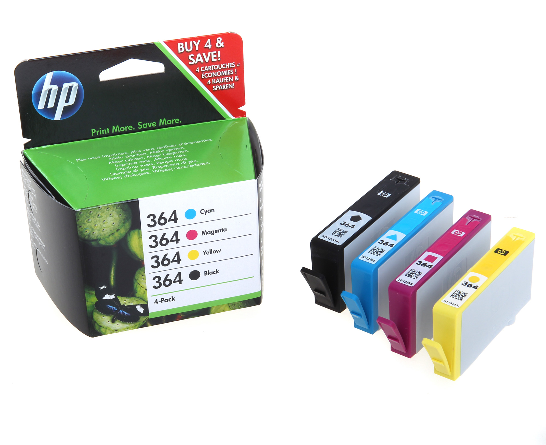 the hp multipack inkjet cartridge delivers. Black Bedroom Furniture Sets. Home Design Ideas
